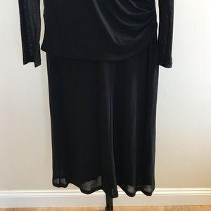 Karen Kane Dresses - Plus Size Karen Kane MIDI Dress